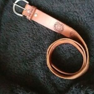 Brown Lucky Brand belt